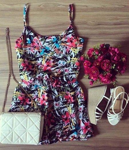 Vestido soltinho aline - Closet.mix