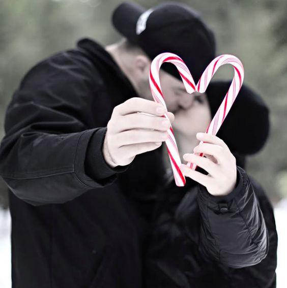 creative photography ideas for Christmas cards