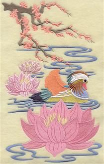 Machine Embroidery Designs at Embroidery Library! - Asian