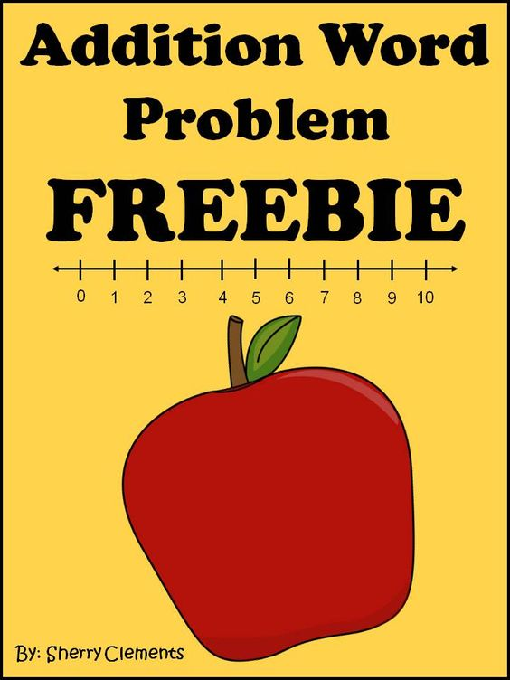 Please leave me some FREEDBACK! THANK YOU! Addition Word Problem ...