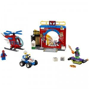 LEGO Juniors Spider-Man Hideout
