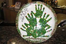 {Gift Giving} Hand Print Pottery | South Shore Mamas