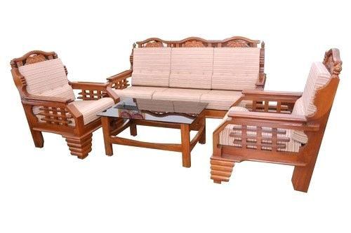 Furniture Sofa Set Wood Di 2020