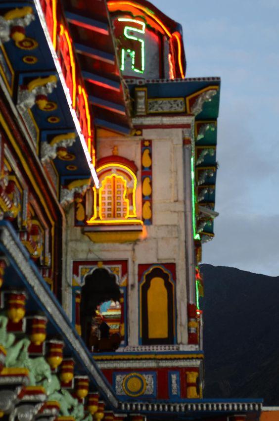 Backpacking to Badrinath - India