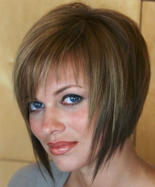 Irresistible Short Edgy Haircuts 2019 With Bangs for Women