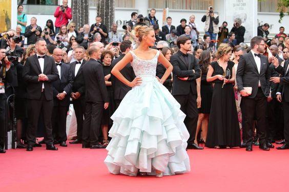 Pin for Later: Blake Lively, Véritable Princesse du Festival de Cannes