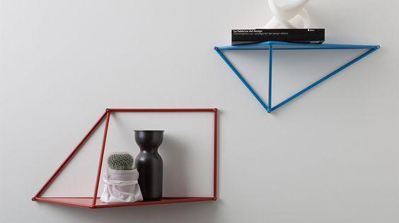 Acciaio Shelves, Cappellini