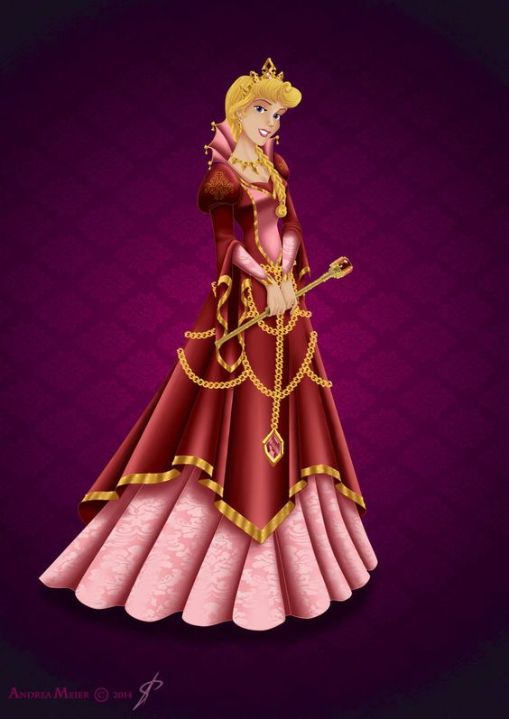 Royal Jewels Dress Edition: AURORA by MissMikopete: