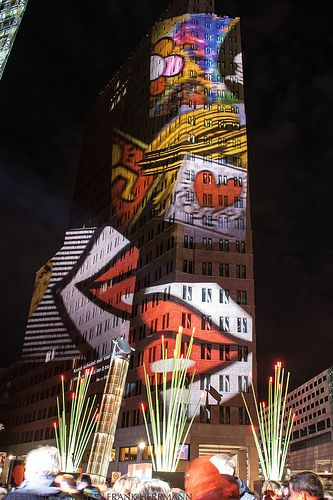 Potsdamer Platz @ FESTIVAL OF LIGHTS