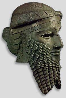 tête roi akkadien
