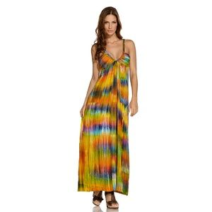 HAND DYED MAXI DRESS - ondademar.comDeep v-neck line maxi dress -individually hand dyed -it is unique, due to hand dyed -100% rayon -cup gattering -front patch pockets -smocked back for better fit  https://ondademar.com/catalog/product/hand-dyed-maxi-dress/