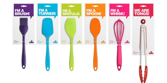 awesome consumer kitchen goods campaign