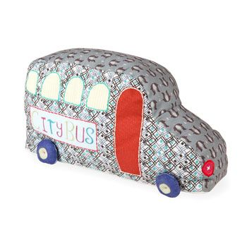 Citybus Kids Plush - Toys - Decoration and Furniture - Spain