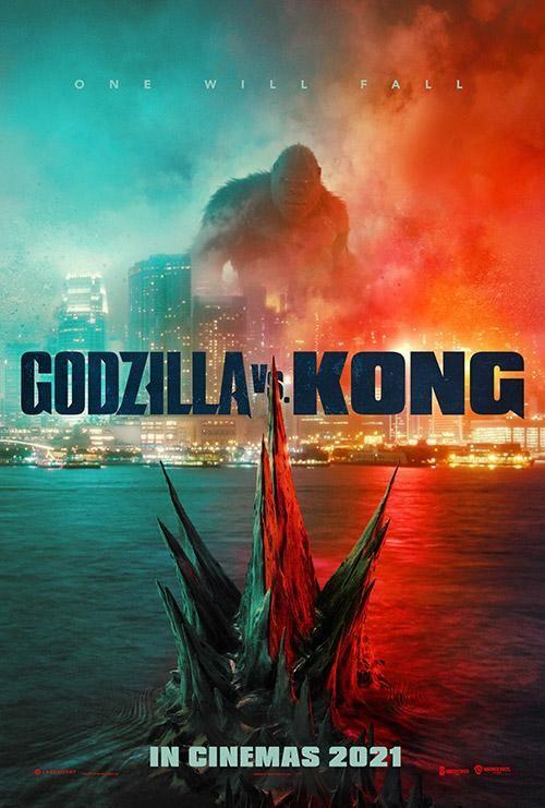 Godzilla Vs Kong In 2021 King Kong Vs Godzilla Kong Film Kong Godzilla