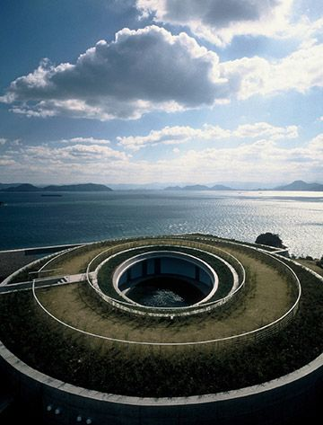 Naoshima Contemporary Art Museum Tadao Ando Its tough to find information about…