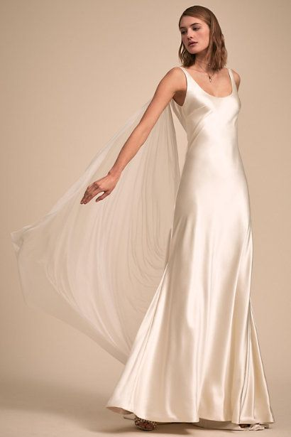 Ivory Kerry Gown | BHLDN