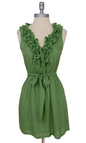 Green love!