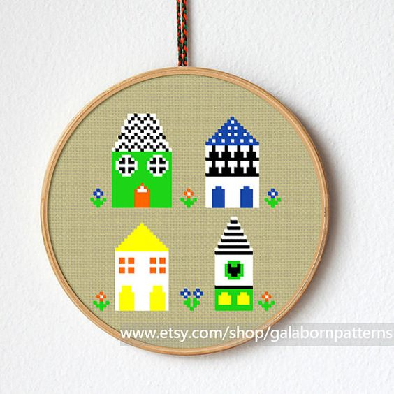 free counted cross stitch patterns for kitchen towels - Buscar con Google