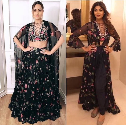 Bollywood Fashion Who Wore It Better Bollywood Fashion Fashion Indian Designer Outfits