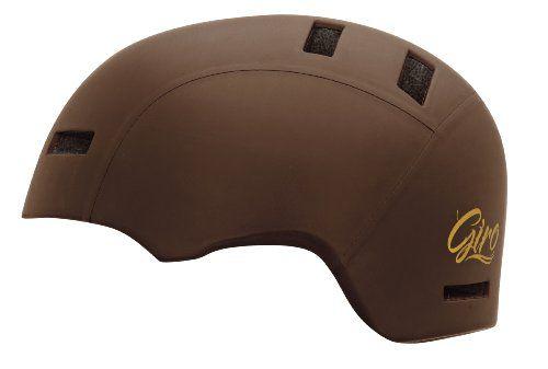 Helmet Cycling Vintage vinpelle Brown