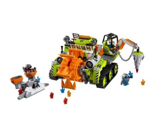 AmazonSmile: Lego Power Miners Crystal Sweeper (8961): Toys & Games