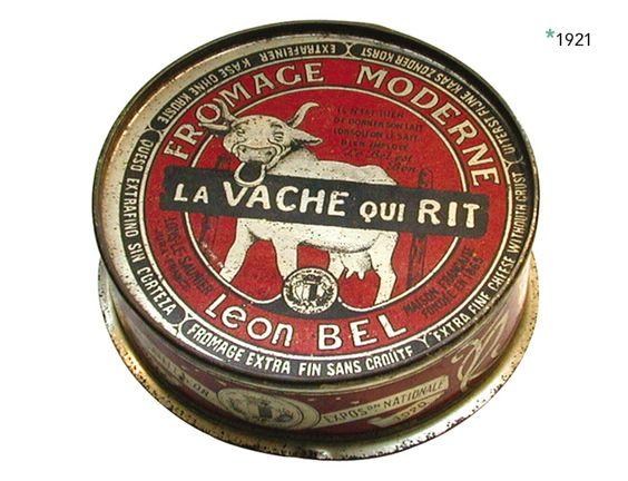 La Vache qui Rit. Since 1921