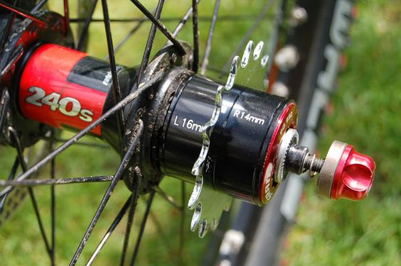 How To Convert A Bike To Single Speed - Vertical Drop Out Frame ~ Following The Chainline
