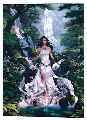 Celtic Goddesses - Abnoba, Gaelic Goddess of the Hunt