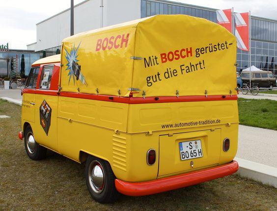 BOSCH T1 Truck