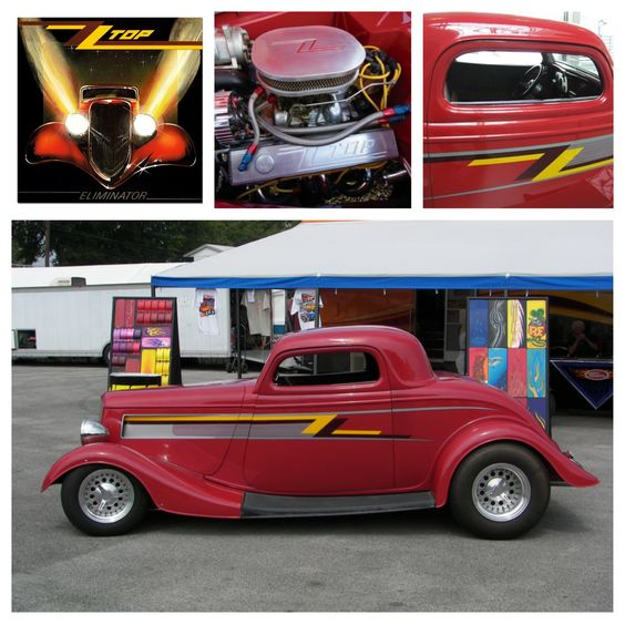 ZZ Top 1933 Ford Coupe
