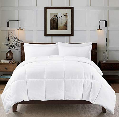 Kingsley Trend Down Alternative Quilted Comforter With Corner Tabs
