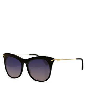 Elizabeth and James FAIRFAX Cateye Sunglasses in Black