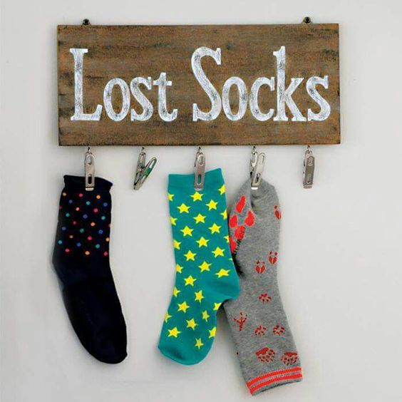 Check out Lost Socks Laundry Hanger via #AvonRep http://avon4.me/1Qaz72x: