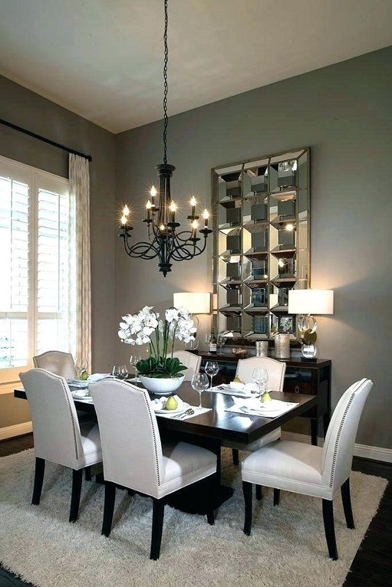 Formal Dining Room Ideas The Choice Of Dining Set And Color Scheme Famedecor Trendy Dining Room Dining Room Decor Traditional Living Room Dining Room Combo