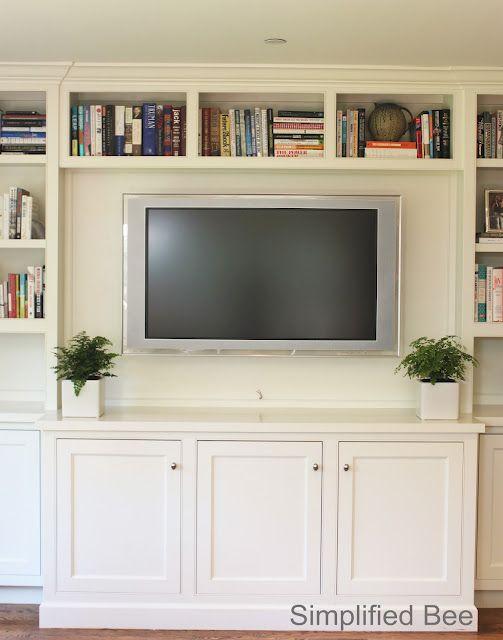 honey weu0027re home painted media cabinet u0026 bookshelf styling decorating ideas pinterest bookshelf styling media cabinet and living rooms