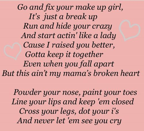 Fix Heart Girls How Broken To A