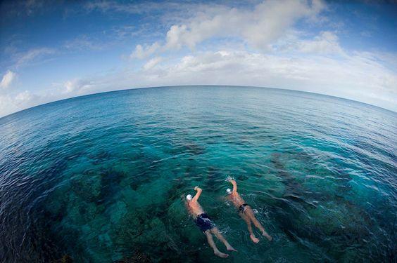 Nuoto in mare consigli e problemi