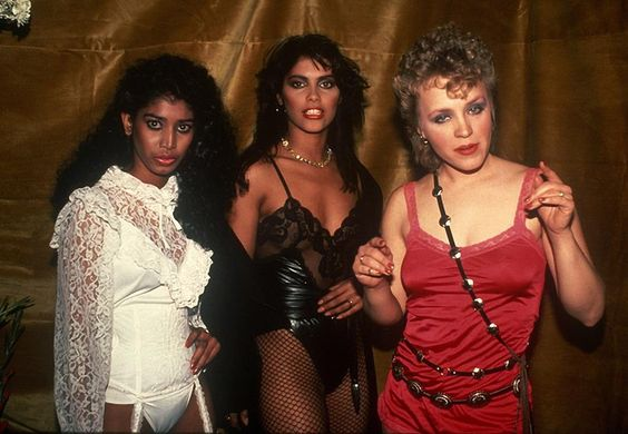 Prince Rogers Nelson, welcometothedawn:   The original Pussycat dolls.: