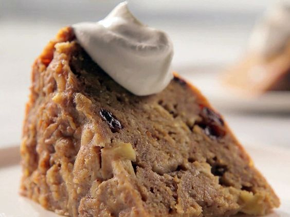 English Pudding Cake made in a Slow Cooker! - Semi-Homemade
