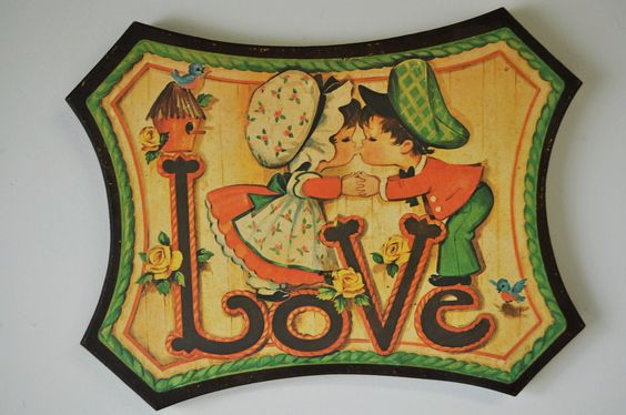LOVE--i used to have this in my room when I was little:)
