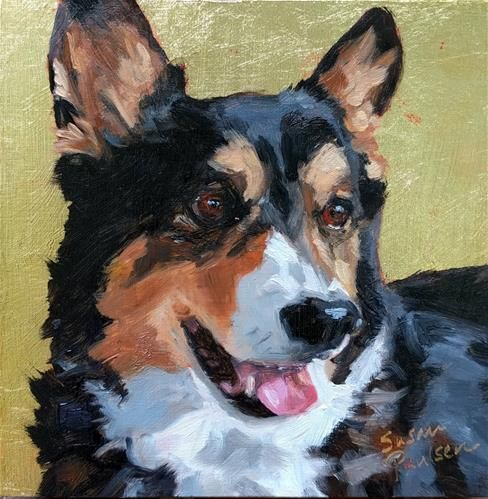 Daily Paintworks Bisco Original Fine Art For Sale C Susan