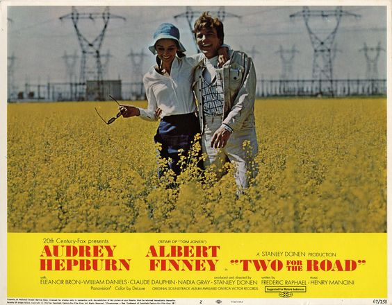 Two for the Road - audrey hepburn/albert finney
