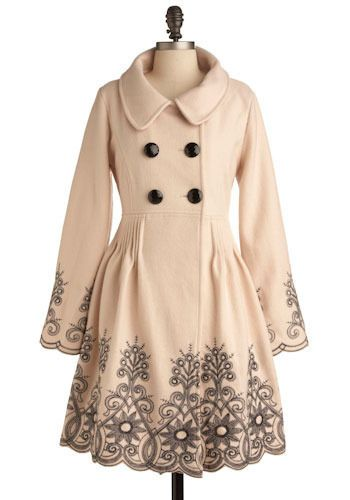 Sovereign Style Coat-Mod Retro Indie Clothing & Vintage Clothes