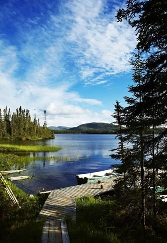 Wildlife reserve in Quebec  The Laurentides Wildlife Reserve has changed little since the 16th Century when traders roamed its woods in search of beaver pelts. (Mark Read)
