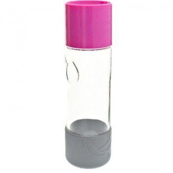 Full Circle Home Daytrip Beverage Bottle - Raspberry