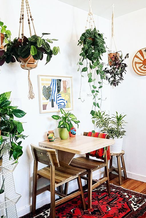 12 Ways To Make The Most Out Of A Small Dining Room Minimalist