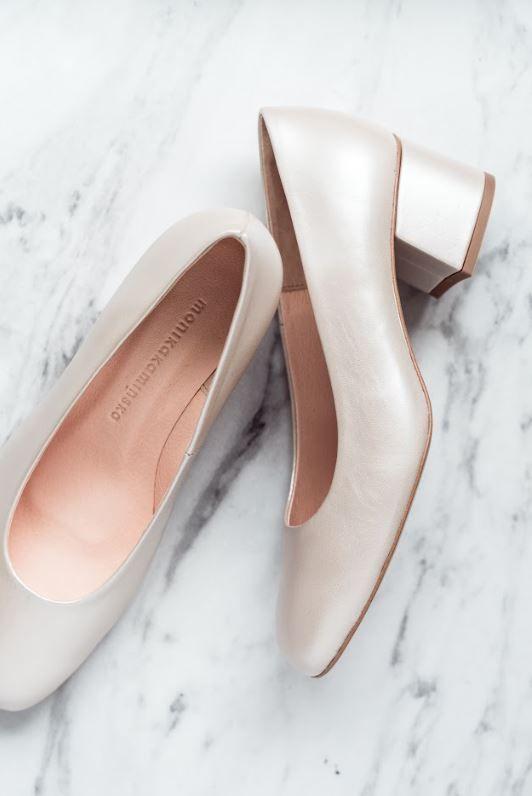 Piekne Buty Na Niskim Obcasie Shoes Wedding Shoe Pumps