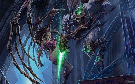 Reportaje Videojuegos: 50 espectaculares artes de videojuegos