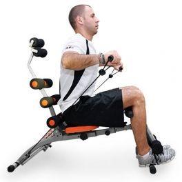 Es un nuevo y revolucionario sistema de fitness para trabajar sus abdominales superiores, inferiores y medios, e incluso los costados, permitiendo obtener el cuerpo que siempre había deseado, gracias al Banco Abdominales Six Pack Care.