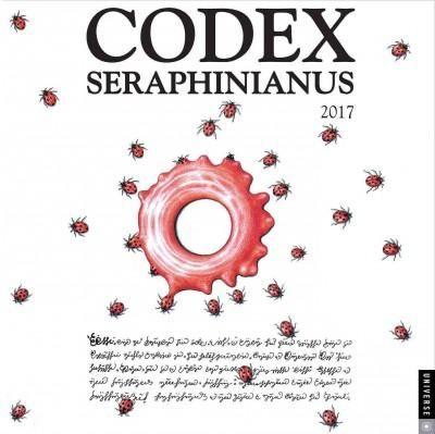 Codex Seraphinianus 2017 Calendar